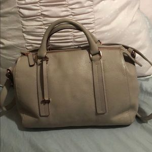 Radley London satchel handbag w/ crossbody strap